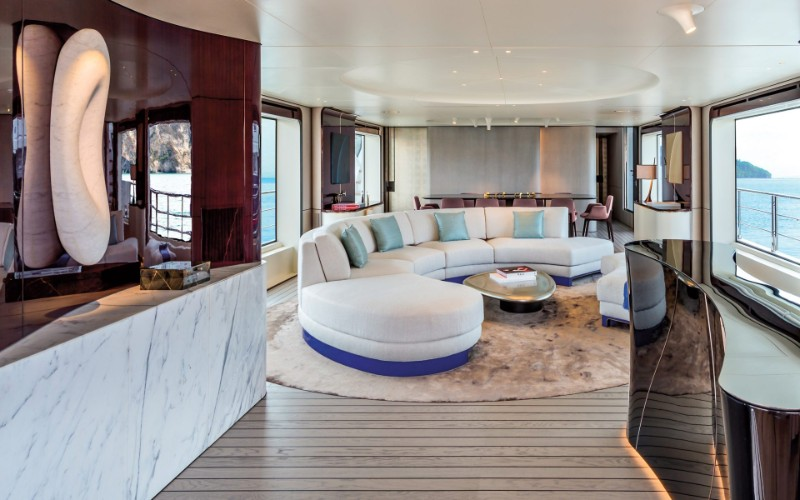 The New Azimut - A Luxury Yacht Designed by Achille Salvagni achille salvagni The New Azimut – A Luxury Yacht Designed by Achille Salvagni The new Azimut Grande An Ultra Luxury Yacht Designed by Achille Salvagni 5