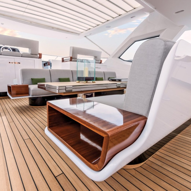 The New Azimut - A Luxury Yacht Designed by Achille Salvagni achille salvagni The New Azimut – A Luxury Yacht Designed by Achille Salvagni The new Azimut Grande An Ultra Luxury Yacht Designed by Achille Salvagni 6