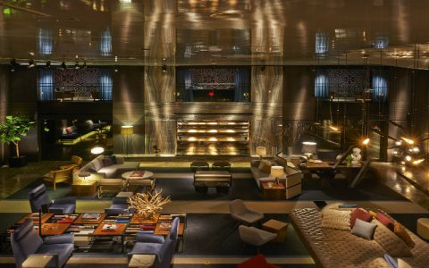 hotel paramount Hotel Paramount New York' Inspiring Design Project by Philippe Starck 58 480x300