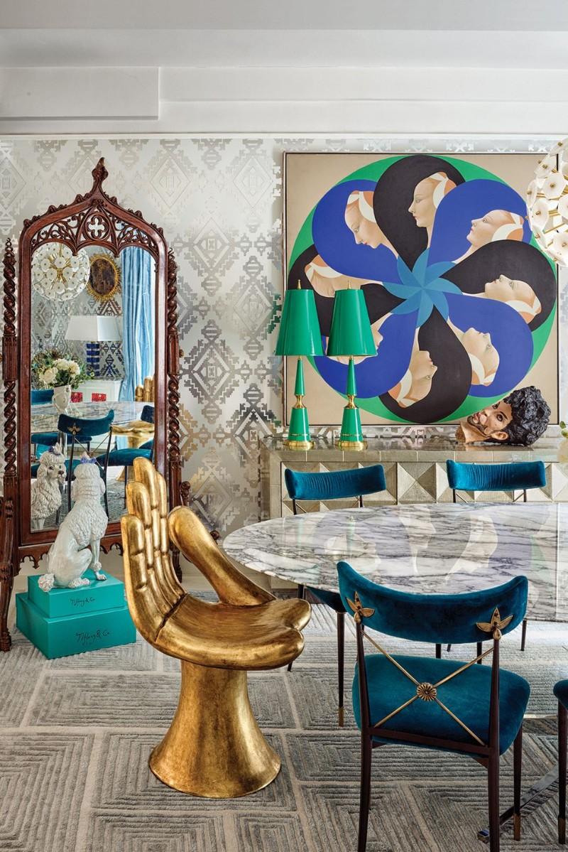 Take A Peek Inside Jonathan Adler's Incredible Home Renovation