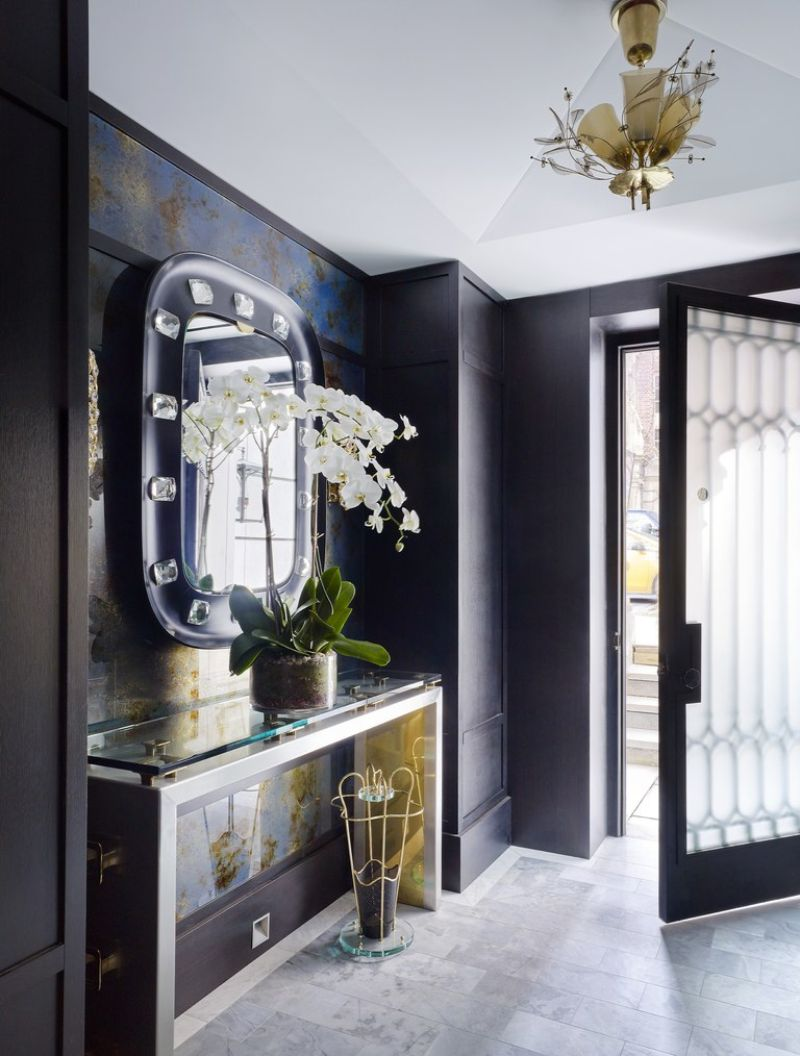 An Upper East Side Interior Design Project With A Mix Of Old
