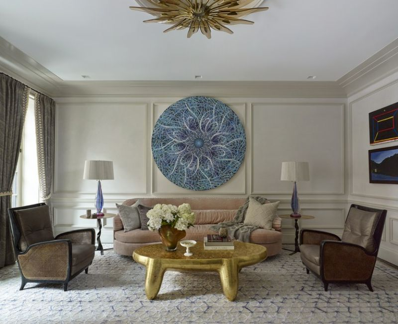 An Upper East Side Interior Design Project with A Mix of Old and New interior design project An Upper East Side Interior Design Project with A Mix of Old and New An Upper East Side Interior Design with A Mix of Old and New