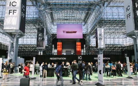 icff new york 2019 ICFF New York 2019 – Discover The Design Event ICFF 2019 480x300