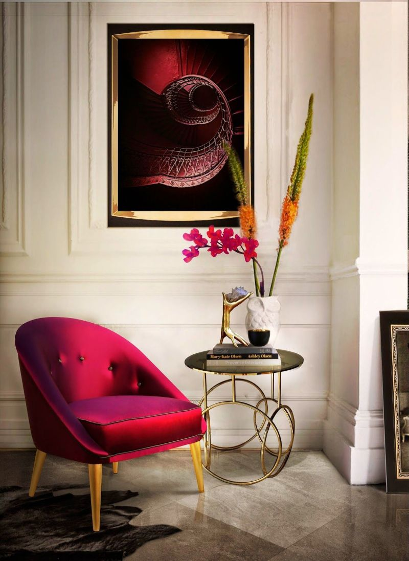 10 Modern Chair Ideas For A Contemporary Interior Design modern chair 10 Modern Chair Ideas For A Contemporary Interior Design Nessa chair by Koket