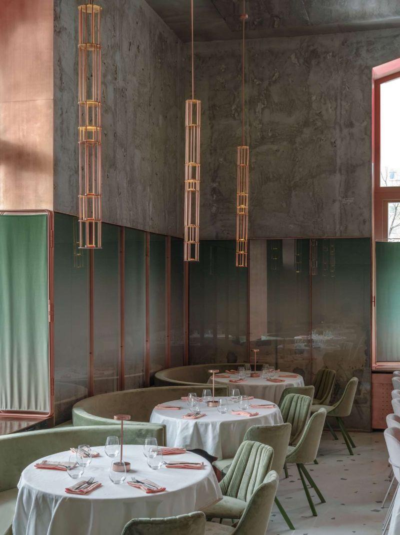 Pink Mama's Restaurant Design: An Instagrammable Sensation restaurant design Pink Mama's Restaurant Design: An Instagrammable Sensation Pink Mamas Design An Instagrammable Sensation 8