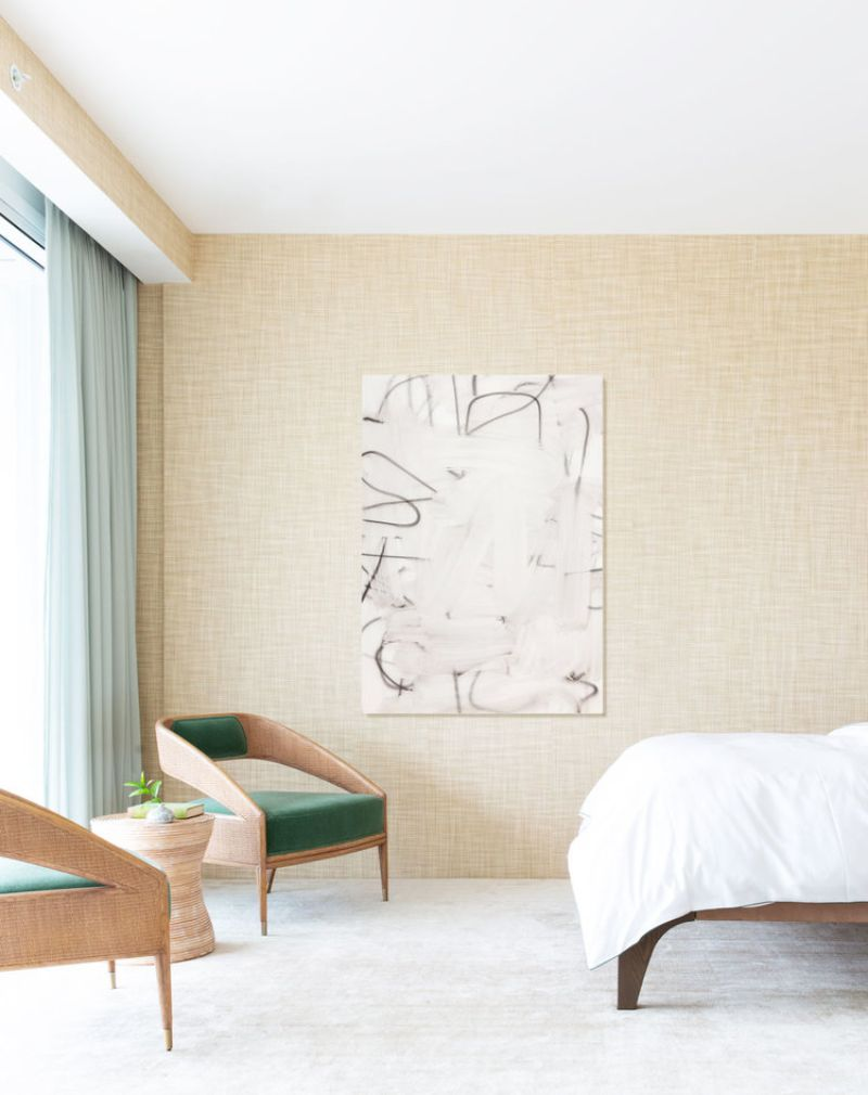 A Summer Breeze Inside This Miami's Penthouse by ABH Interiors abh interiors A Summer Breeze Inside This Miami's Penthouse by ABH Interiors Surf Club GBR North 2
