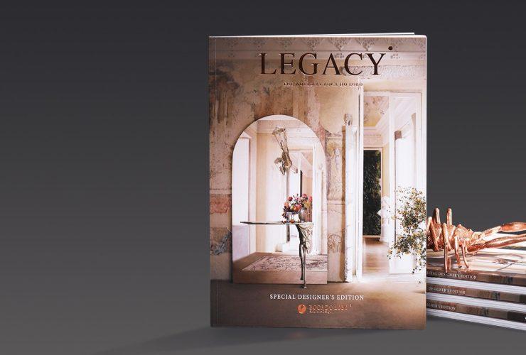 boca do lobo Boca do Lobo 's Legacy Magazine: Discover This New Special Edition bnn legacy special edition boca do lobo 740x500