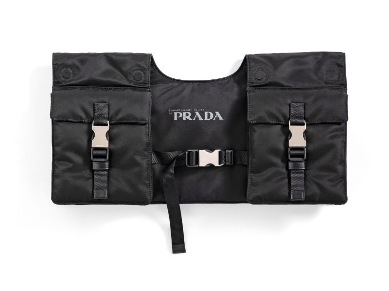 Exclusive Prada's Bags Designed by Liz Miller, Kazuyo Sejima and Boeri prada Exclusive Prada 's Bags Designed by Liz Miller, Kazuyo Sejima and Boeri the envelope and the yoke prada wearable luggage liz diller dsr  dezeen 2364 col 13