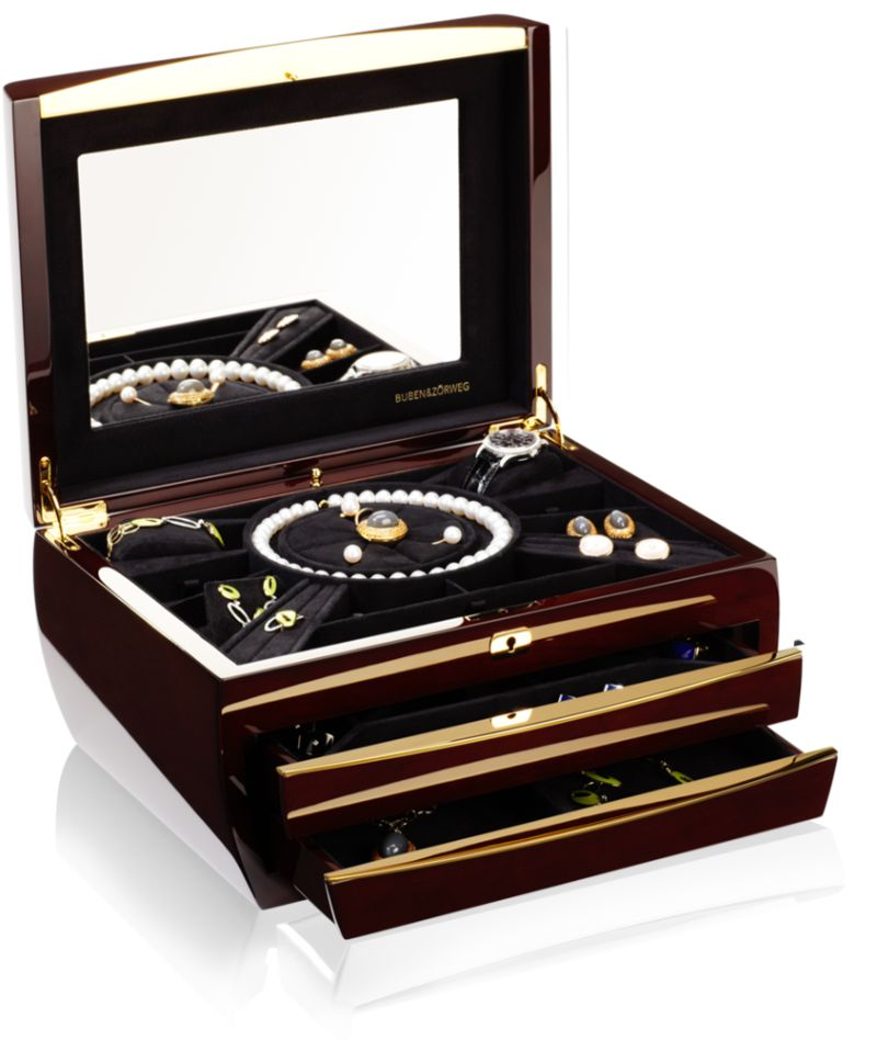 10 Precious Jewelry Cases With An Exclusive Design jewelry cases 10 Precious Jewelry Cases With An Exclusive Design 10 Luxury Jewelry Cases To Keep Safe All Your Treasures 2