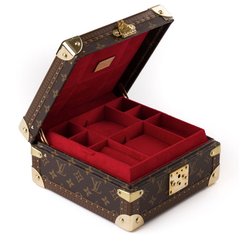 10 Precious Jewelry Cases With An Exclusive Design jewelry cases 10 Precious Jewelry Cases With An Exclusive Design 10 Luxury Jewelry Cases To Keep Safe All Your Treasures 6
