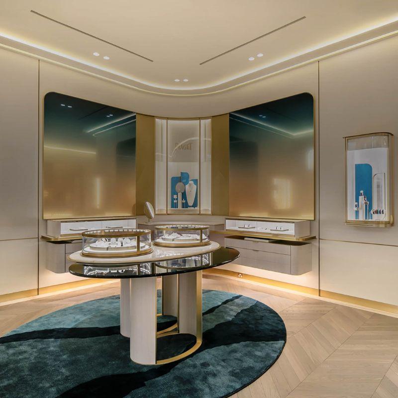 Piaget Store's Unique Design Concept: A Project by TPG Architecture piaget Piaget Store's Unique Design Concept: A Project by TPG Architecture 20ec0a4dbbd2438cd31ff4a3fe44ed119a21b2e3
