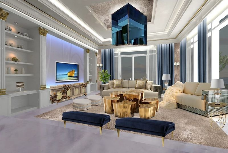 Interiors That Evoke Emotion by GDC Luxury Design luxury design Interiors That Evoke Emotion by GDC Luxury Design Interiors That Evoke Emotion by GDC Design 2