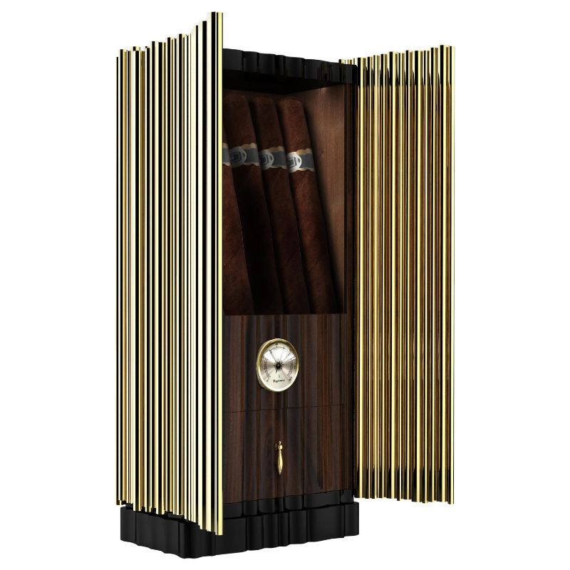Cigar Humidors With A Modern Design That You Need to Discover modern design Cigar Humidors With A Modern Design That You Need to Discover Symphony Cigar Humidor by Boca do Lobo