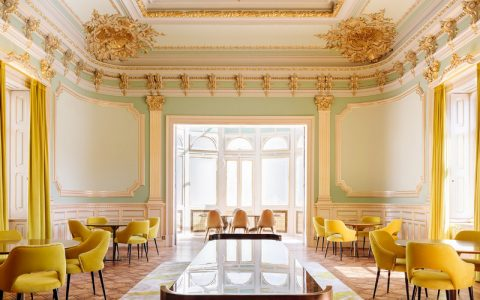 modern hotel Vila Foz in Porto: A Faded Stately Home Transformed in a Modern Hotel Vila Foz in Porto A Faded Stately Home Transformed in a Hotel feature 480x300