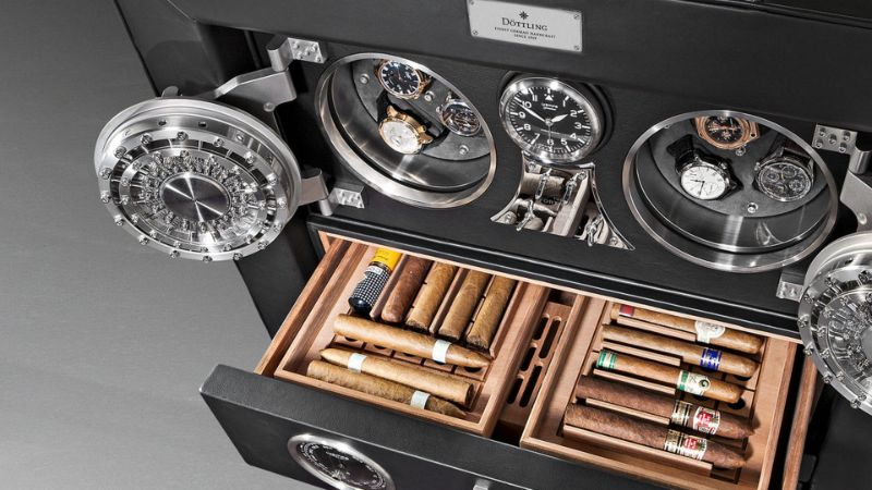 Cigar Humidors With A Modern Design That You Need to Discover modern design Cigar Humidors With A Modern Design That You Need to Discover dottling fortress