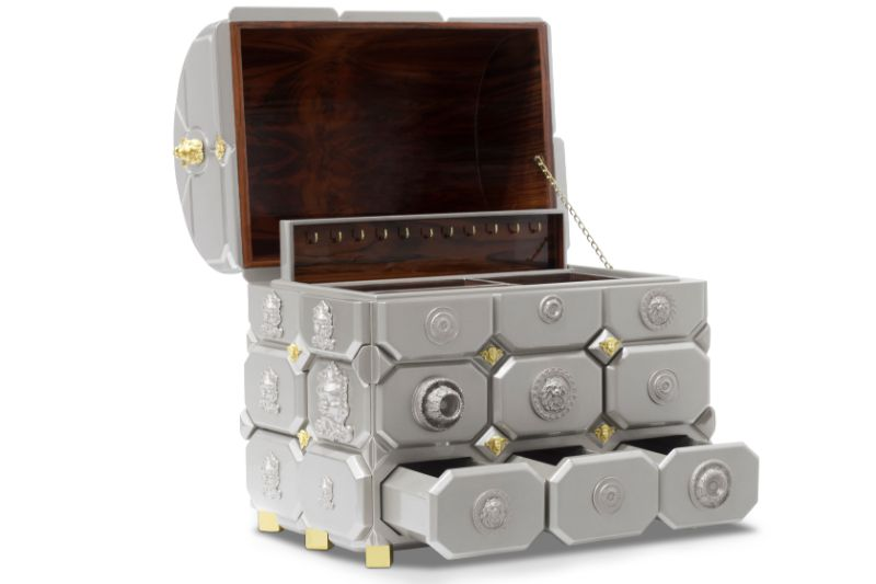 10 Precious Jewelry Cases With An Exclusive Design jewelry cases 10 Precious Jewelry Cases With An Exclusive Design maharaja2