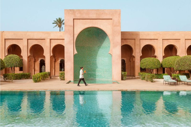 Amanjena, A Design Project Turned Into A Magical Oasis in Morocco design project Amanjena, A Design Project Turned Into A Magical Oasis in Morocco A Project Turned Into A Magical Oasis in Morocco 13