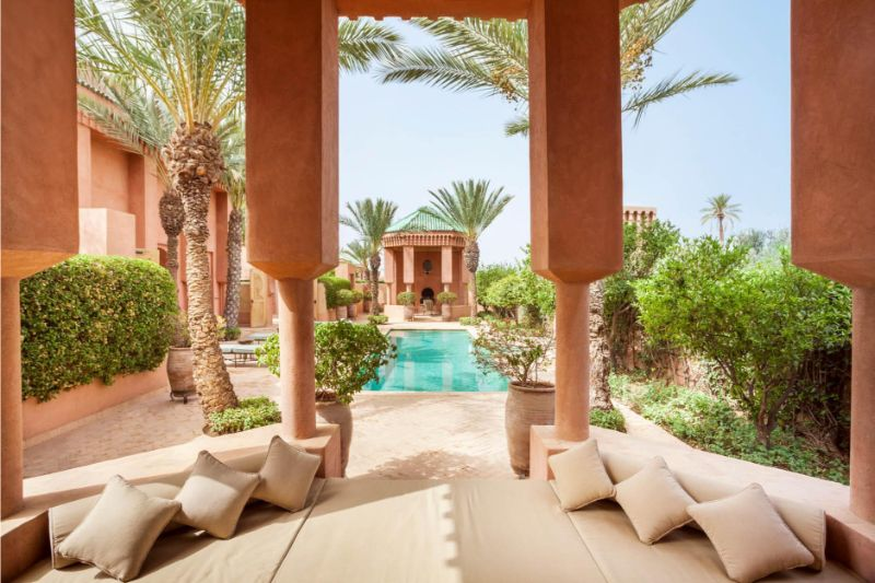 Amanjena, A Design Project Turned Into A Magical Oasis in Morocco design project Amanjena, A Design Project Turned Into A Magical Oasis in Morocco A Project Turned Into A Magical Oasis in Morocco 2