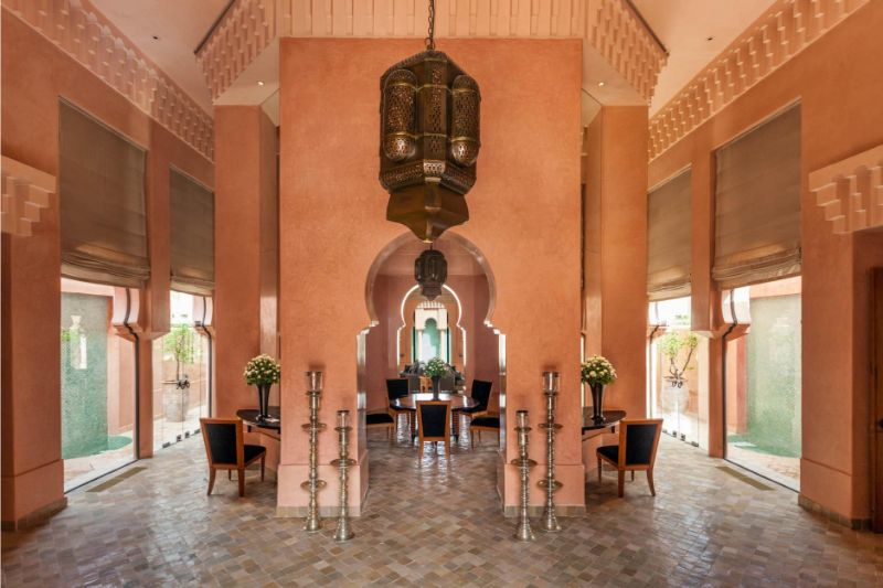 Amanjena, A Design Project Turned Into A Magical Oasis in Morocco design project Amanjena, A Design Project Turned Into A Magical Oasis in Morocco A Project Turned Into A Magical Oasis in Morocco 9