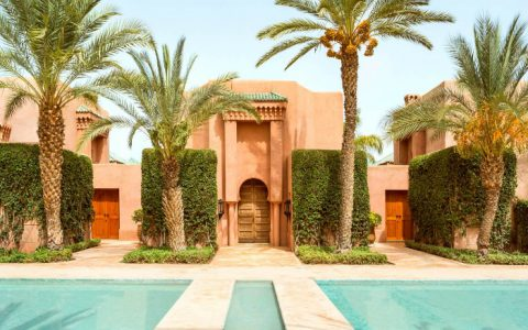 design project Amanjena, A Design Project Turned Into A Magical Oasis in Morocco A Project Turned Into A Magical Oasis in Morocco feature 480x300