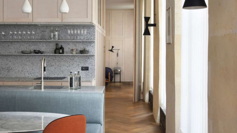 Monsieur Etienne - The Renovated Apartment in Paris By Atelier du Pont atelier du pont Monsieur Etienne – The Renovated Apartment in Paris By Atelier du Pont Discover The Renovated Apartment in Paris By Atelier du Pont 1