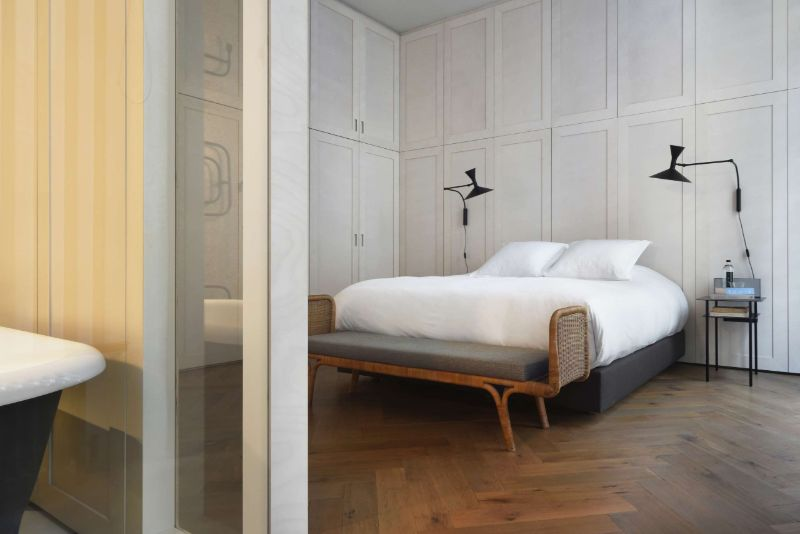 Monsieur Etienne - The Renovated Apartment in Paris By Atelier du Pont atelier du pont Monsieur Etienne – The Renovated Apartment in Paris By Atelier du Pont Discover The Renovated Apartment in Paris By Atelier du Pont 8