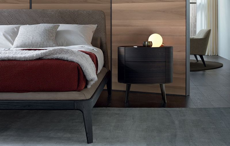 Bedroom Décor Inspiration: Modern Nightstands With A Unique Design modern nightstands Bedroom Décor Inspiration: Modern Nightstands With A Unique Design Kelly Poliform 1