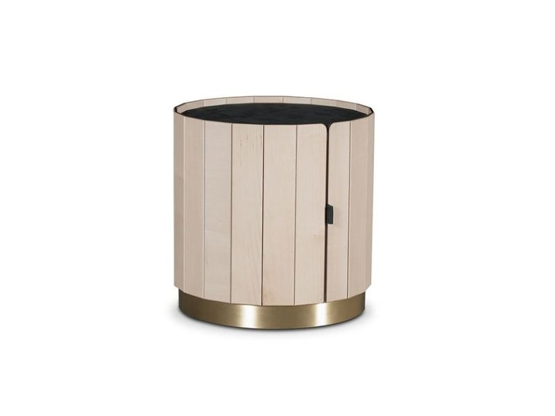 Bedroom Décor Inspiration: Modern Nightstands With A Unique Design modern nightstands Bedroom Décor Inspiration: Modern Nightstands With A Unique Design Ninfea Baxter
