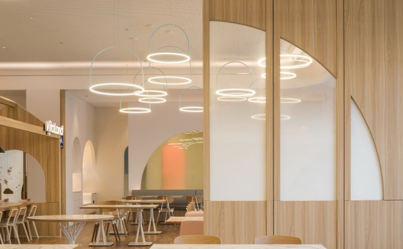 """Vitaland Kid Restaurant"" - A Familiar Concept By Golucci Architects golucci architects Vitaland Kid Restaurant – A Familiar Concept By Golucci Architects Vitaland Kid Restaurant A Familiar Concept By Golucci Architects 2"