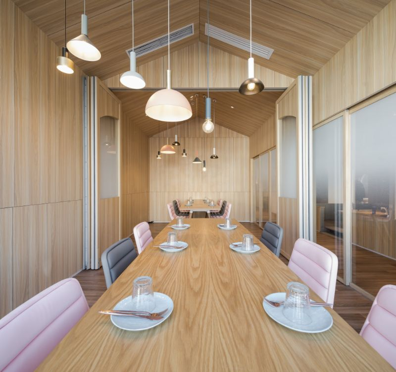 """Vitaland Kid Restaurant"" - A Familiar Concept By Golucci Architects golucci architects Vitaland Kid Restaurant – A Familiar Concept By Golucci Architects Vitaland Kid Restaurant A Familiar Concept By Golucci Architects 7"