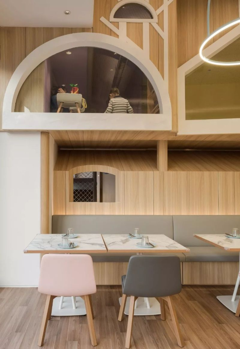 """Vitaland Kid Restaurant"" - A Familiar Concept By Golucci Architects golucci architects Vitaland Kid Restaurant – A Familiar Concept By Golucci Architects Vitaland Kid Restaurant A Familiar Concept By Golucci Architects 8"