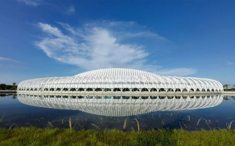 santiago calatrava Santiago Calatrava's Iconic Project: Florida Polytechnic University featured 1 480x300