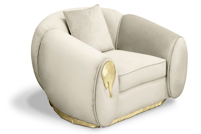 Less Is More With This Furniture Collection furniture collection Less Is More With This Furniture Collection soleil armchair boca do lobo 04 HR