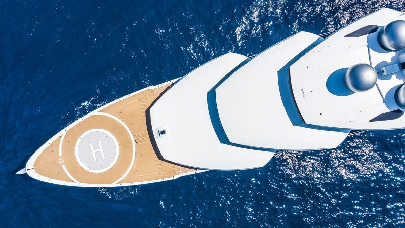 Monaco Yacht Show 2019: Here Are The Top 10 Superyachts To See monaco yacht show Monaco Yacht Show 2019: Here Are The Top 10 Superyachts To See Amadea