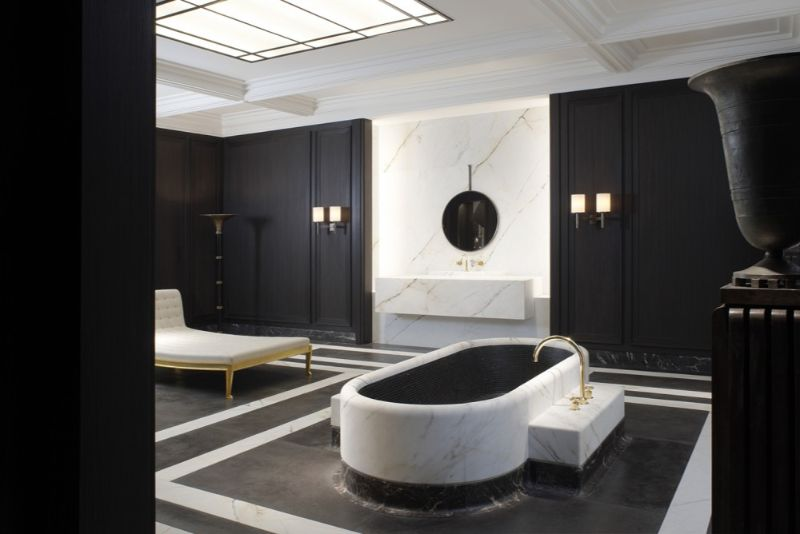 Modern Bathrooms With The Most Aesthetically Pleasing Design modern bathrooms Modern Bathrooms With The Most Aesthetically Pleasing Design Bathrooms With The Most Aesthetically Pleasing Design Joseph Dirand