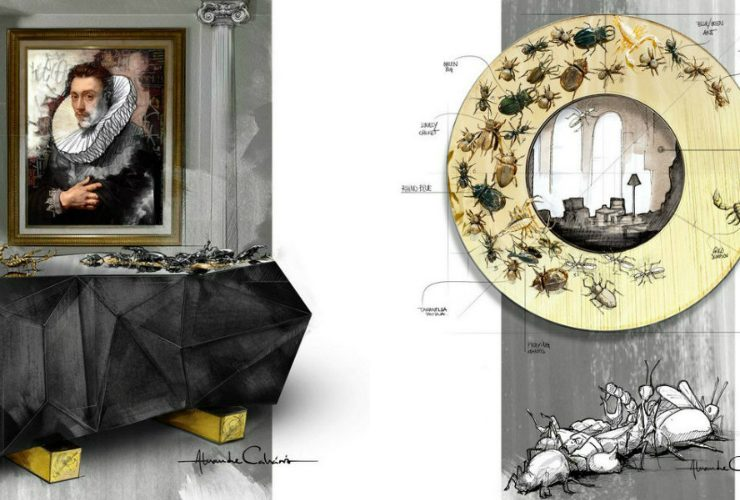 art furniture This Is Halloween! Art Furniture for Your Spooky Home Design Get Ready For Halloween Furniture for Your Spooky Home Design feature 740x500