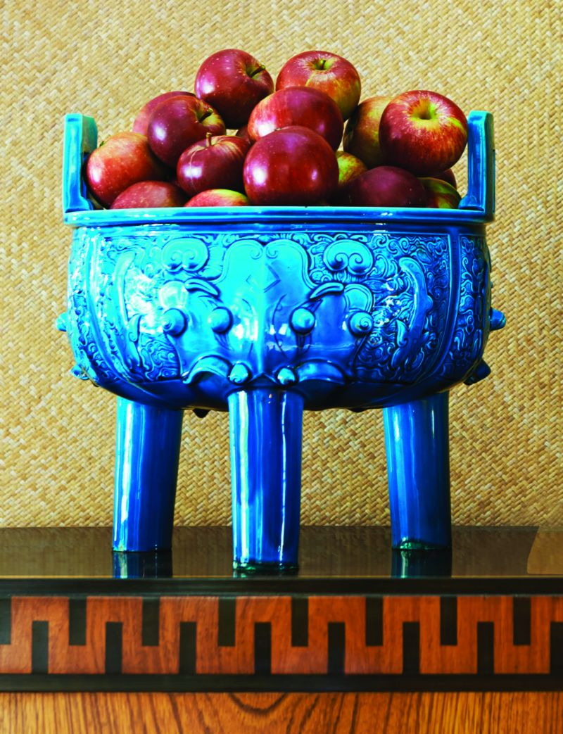 Peter Marino's Passion For Porcelain On Full Display in His Home