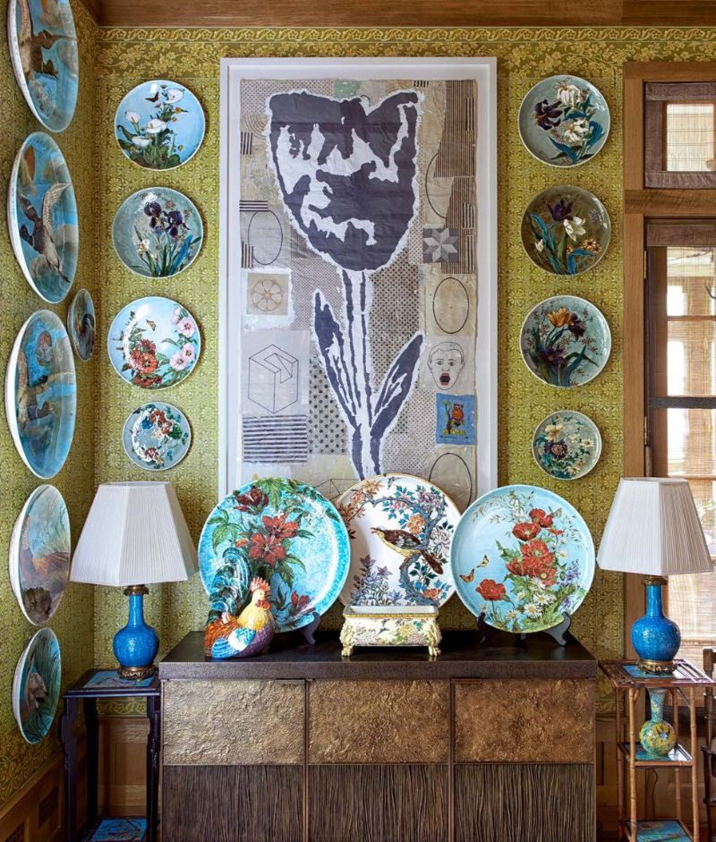 Peter Marino's Passion For Porcelain On Full Display in His Home peter marino Peter Marino's Passion For Porcelain On Full Display in His Home Marinos Passion For Porcelain On Full Display in His Home 3