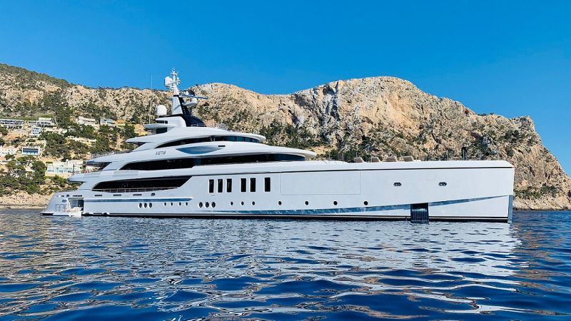 Monaco Yacht Show 2019: Here Are The Top 10 Superyachts To See monaco yacht show Monaco Yacht Show 2019: Here Are The Top 10 Superyachts To See Metis