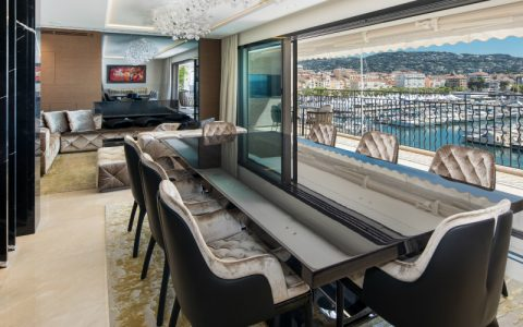 french apartment A French Apartment That Overlooks The Dazzling Port Of Cannes feature 2 480x300