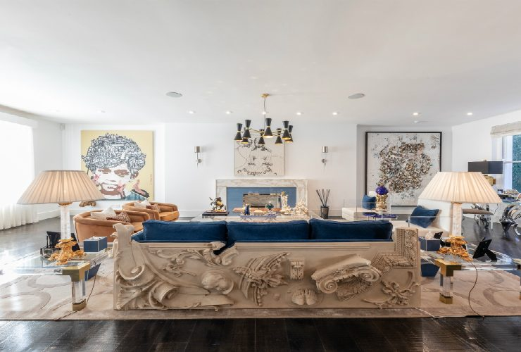 laith abdel hadi Harmonious Residence in London: A Supreme Project By Laith Abdel Hadi featured 7 740x500