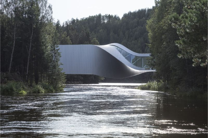 The Twist: A Sculptural Bridge Modern Architectural Building In Norway architectural building The Twist: A Sculptural Bridge Modern Architectural Building In Norway The Twist A Sculptural Bridge Modern Architectural Building In Norway 3