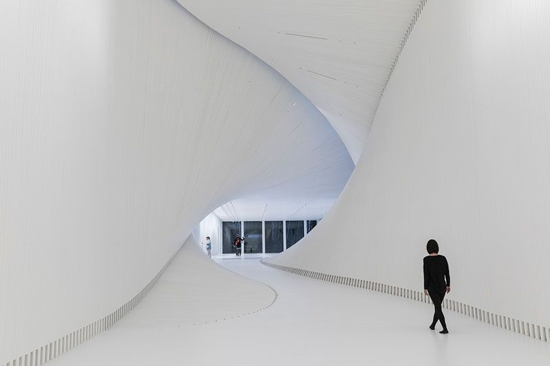 The Twist: A Sculptural Bridge Modern Architectural Building In Norway architectural building The Twist: A Sculptural Bridge Modern Architectural Building In Norway The Twist A Sculptural Bridge Modern Architectural Building In Norway 7