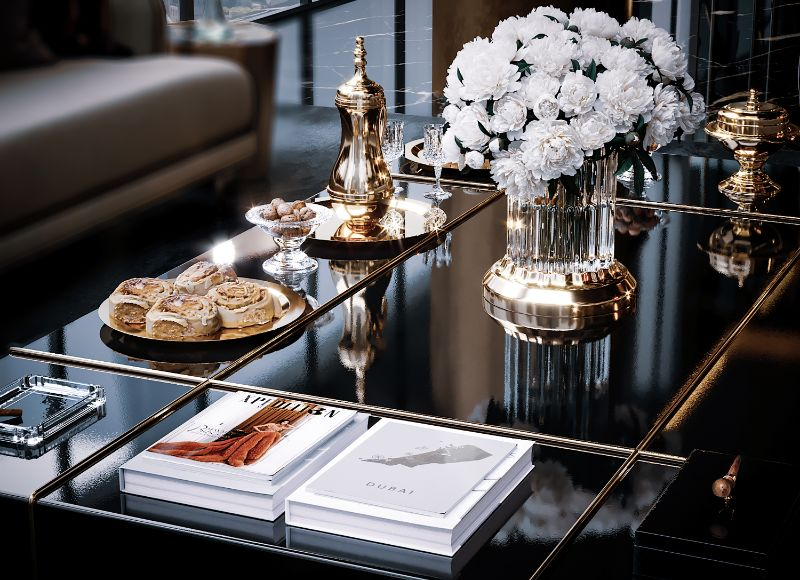 Gold & Black Details In This Unique Interior Design By Celia Sawyer celia sawyer Gold & Black Details In This Unique Interior Design By Celia Sawyer 2 Coffee Cameo 2