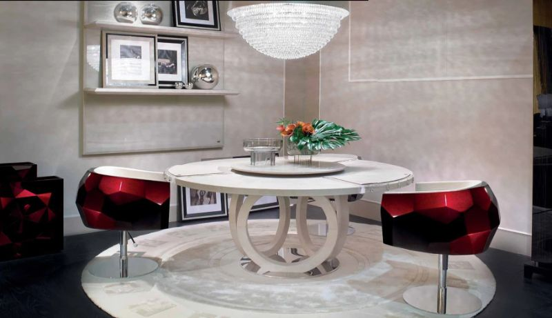 Dreamy Purchases: 10 Round Dining Tables You Need To Have round dining tables Dreamy Purchases: 10 Round Dining Tables You Need To Have Dreamy Purchases 10 Dining Tables You Need To Have 3