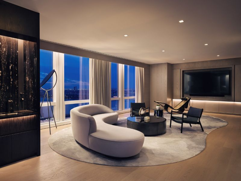 Equinox Hotel in New York: A Modern Design Project By Joyce Wang joyce wang Rockwell Group and Joyce Wang Team Up For Modern Hotel Design Equinox Hotel in New York A Modern Design Project By Joyce Wang 11