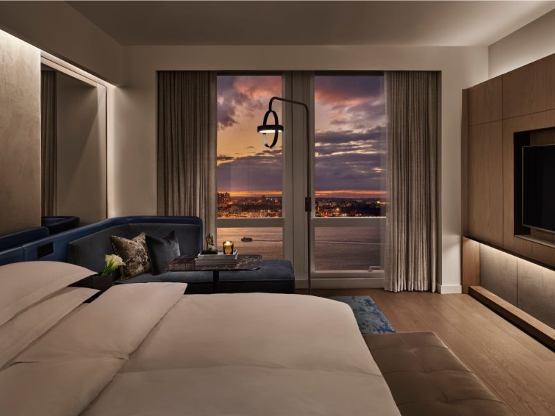 Equinox Hotel in New York: A Modern Design Project By Joyce Wang joyce wang Rockwell Group and Joyce Wang Team Up For Modern Hotel Design Equinox Hotel in New York A Modern Design Project By Joyce Wang 2