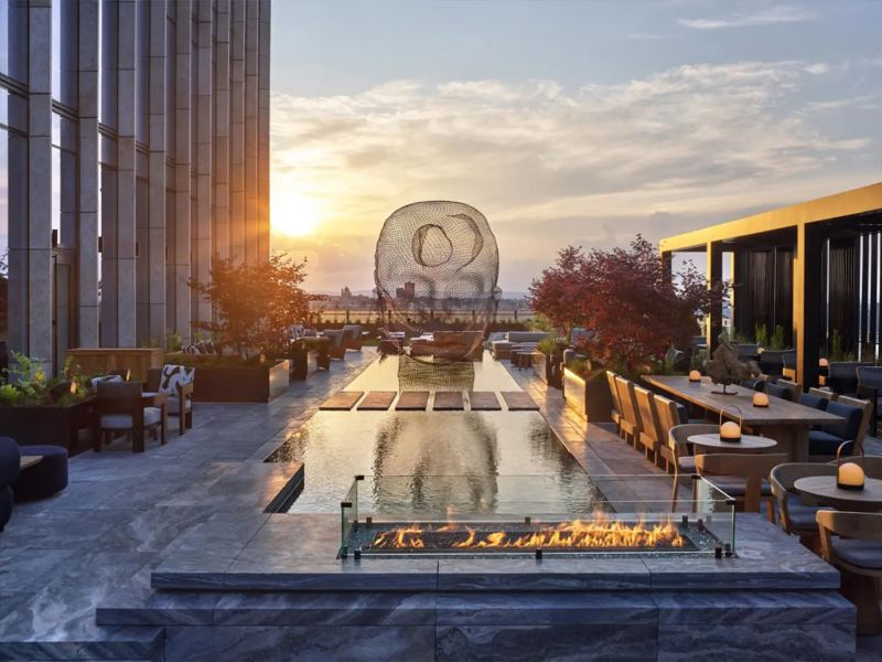 Equinox Hotel in New York: A Modern Design Project By Joyce Wang joyce wang Rockwell Group and Joyce Wang Team Up For Modern Hotel Design Equinox Hotel in New York A Modern Design Project By Joyce Wang 3