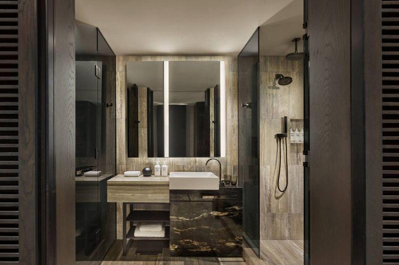 Equinox Hotel in New York: A Modern Design Project By Joyce Wang joyce wang Rockwell Group and Joyce Wang Team Up For Modern Hotel Design Equinox Hotel in New York A Modern Design Project By Joyce Wang 4
