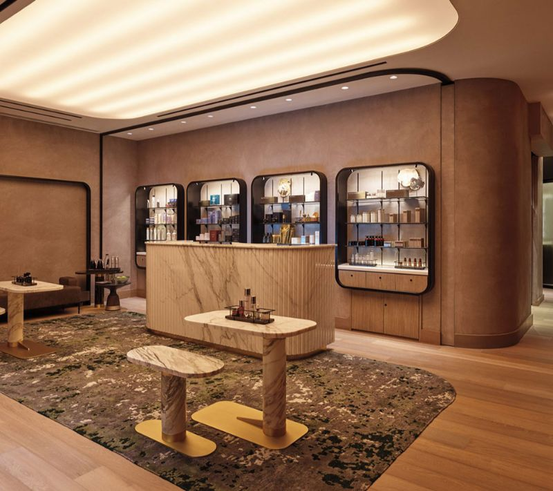 Equinox Hotel in New York: A Modern Design Project By Joyce Wang joyce wang Rockwell Group and Joyce Wang Team Up For Modern Hotel Design Equinox Hotel in New York A Modern Design Project By Joyce Wang 6